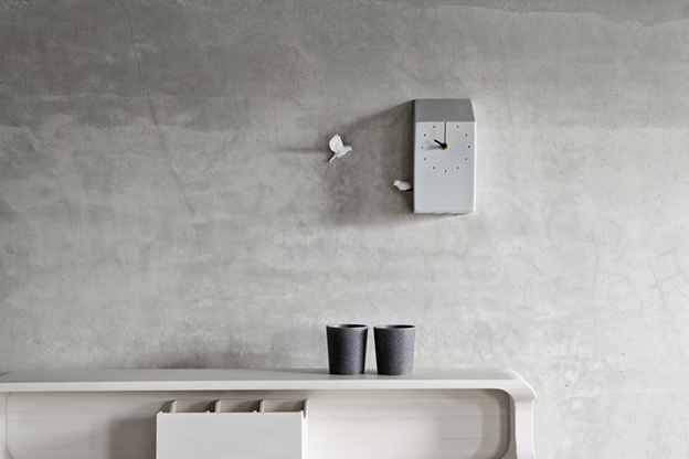 Haoshi Design's Modern Take On A Traditional Cuckoo Clock
