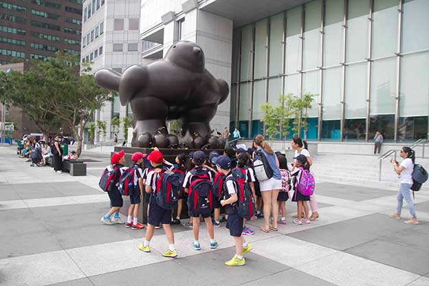 Sharmayne Ng's Birds On Botero