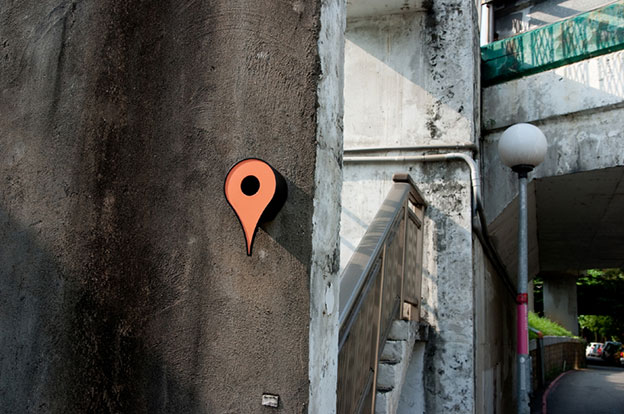 Google Maps Birdhouse Project By Shu-Chun Hsiao