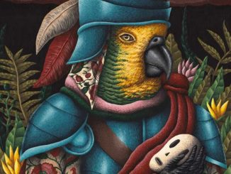 Saddo's 'Rise Of The Bird People' Influenced By The Imagery Of Spanish And Portuguese Explorers